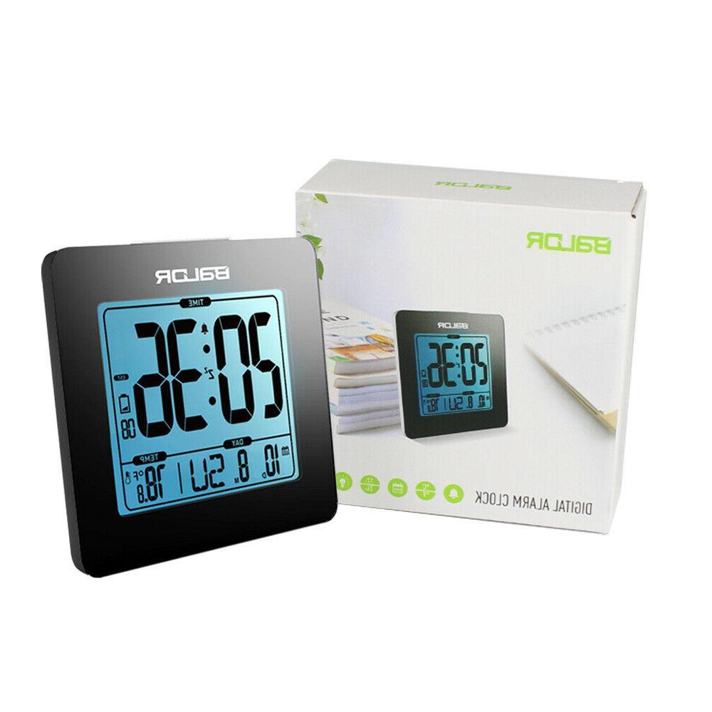 BALDR Alarm LCD Calendar