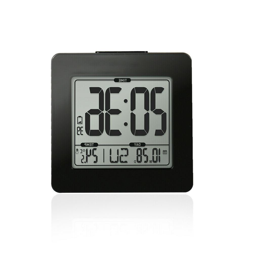BALDR Alarm Clock Calendar Snooze