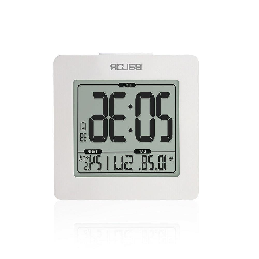 BALDR B0114 Atomic Desk Alarm Calendar Snooze Thermometer
