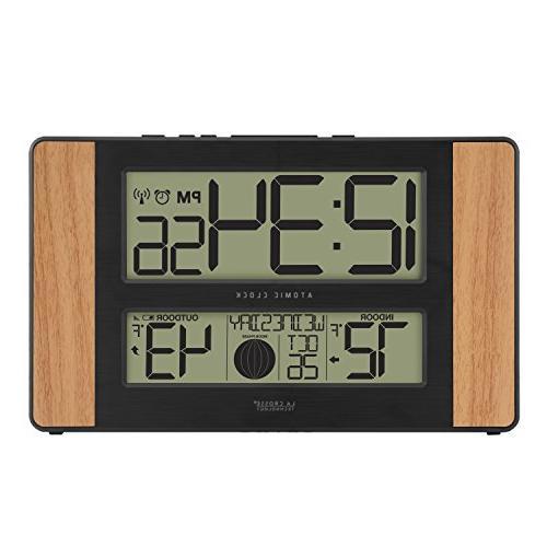 La Crosse Technology Atomic Outdoor Temperature,