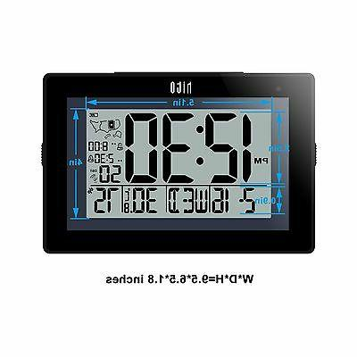 HITO Radio Clock Shipping