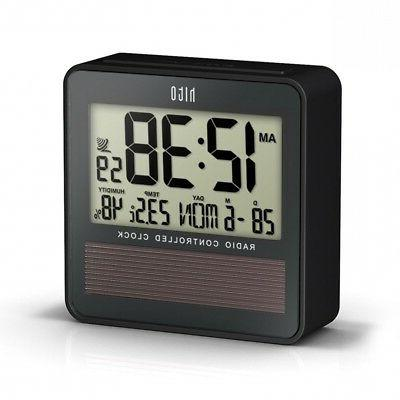 Hito™ Travel Alarm W/ Date,