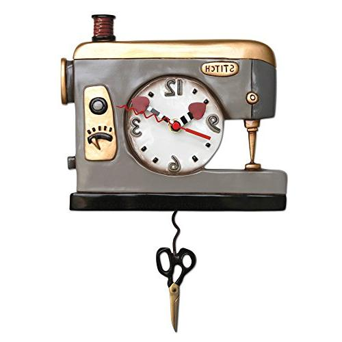 back stitch sewing machine pendulum