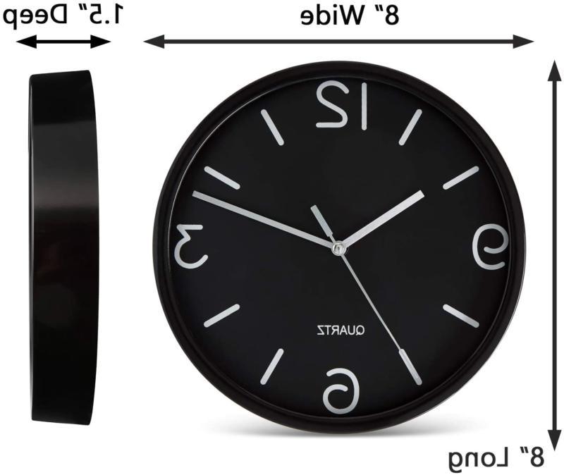 Bernhard Products Clock Non Ticking Oper