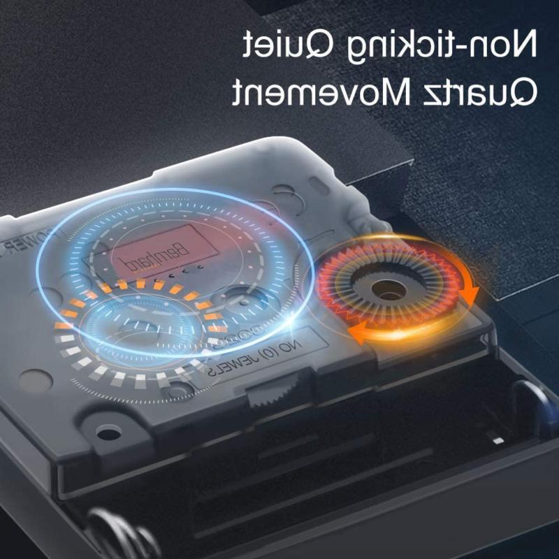 Clock Inch Non Oper
