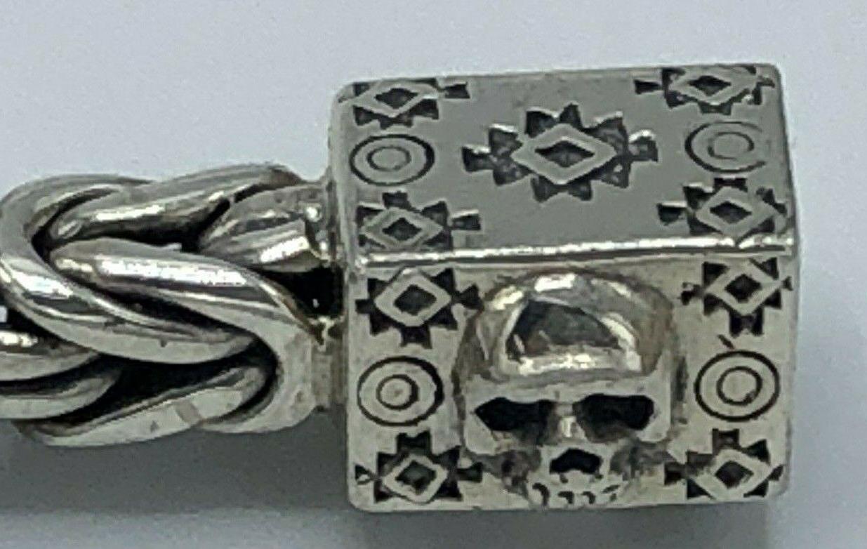 Clocks Byzantine RESURRECTION Bracelet Silver