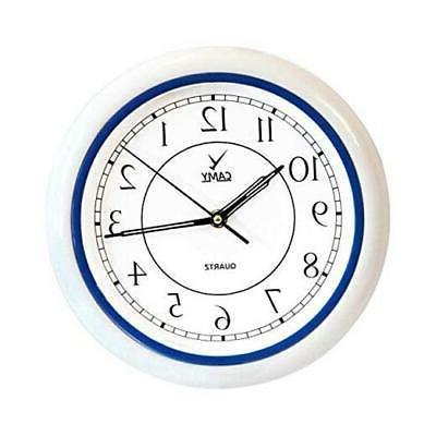 camy wall clock 10 inch super silent