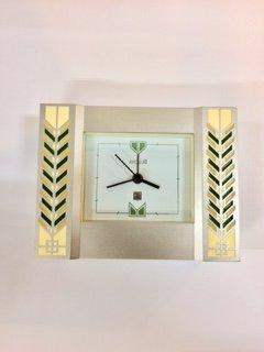 BULOVA Clock Frank Lloyd Wright Design