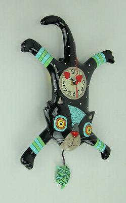 Allen Craft Cat Pendulum