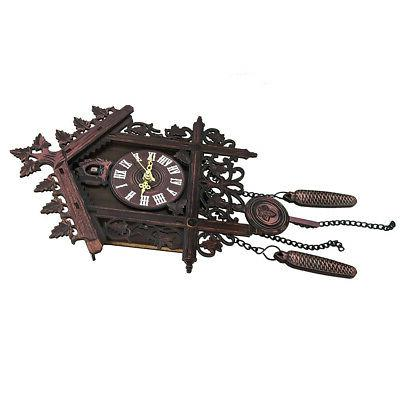 Cuckoo Swing Wall Alarm Handcraft