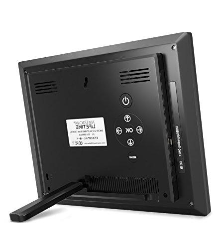American Lifetime Day Clock Extra Impaired with Backup 5 Options