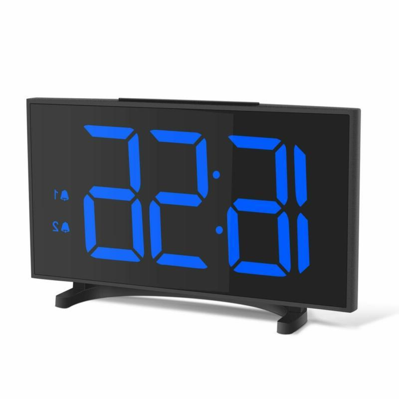 digital alarm clocks for bedrooms 6 5