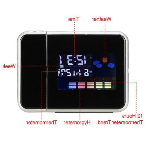 Digital Projection Alarm LCD