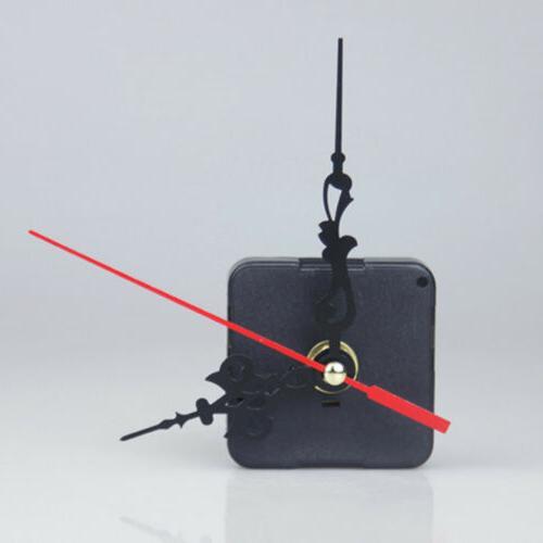 DIY Set Quartz Wall Clock Core Movement Mechanism Hands Repl