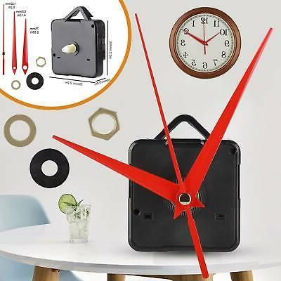 diy wall quartz clock movement mechanism replacement