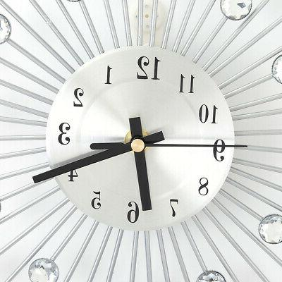 Elegant Luxury Wall Clocks Room Clock Decor