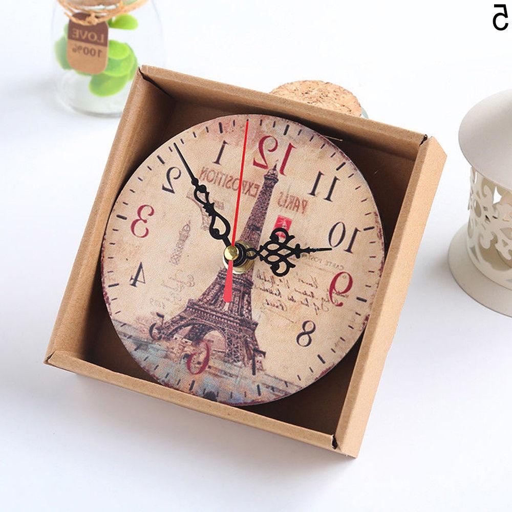 EP_ Home Room Decor Clock Chic Kitchen Exo