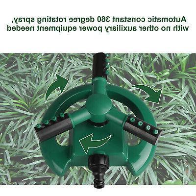 Garden Watering Rotating System Spray