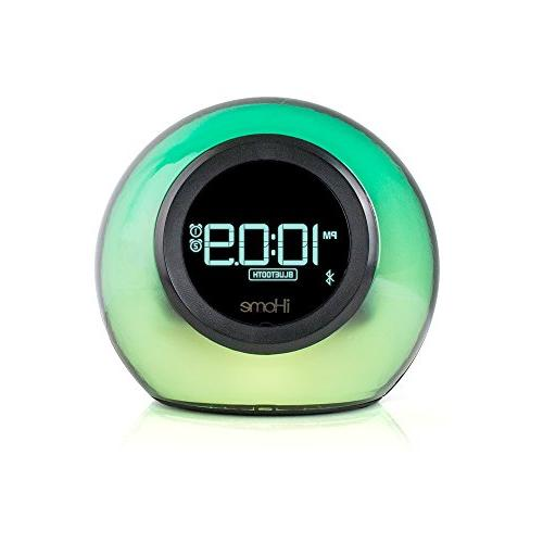 iHome iBT29 Color Dual With Bluetooth