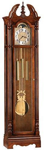 Howard Miller Jonathan Floor Clock, Windsor Cherry - 610895
