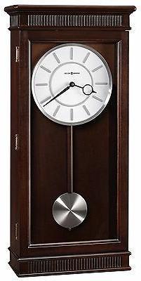 Howard Miller Kristyn Triple Chime Contemporary Wall Clock