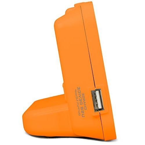 La with USB Orange