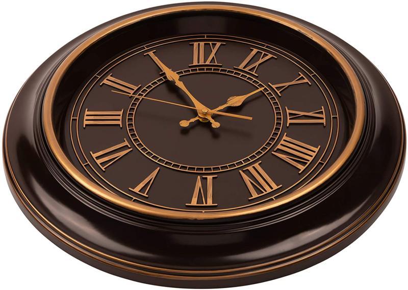 Bernhard Products Clock Quality Quartz Silent
