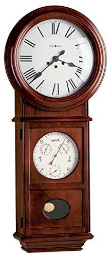 Howard Miller 620-249 Lawyer II Wall Clock