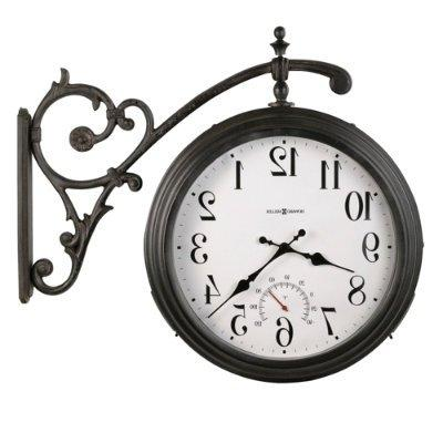 luis wall clock grandin road