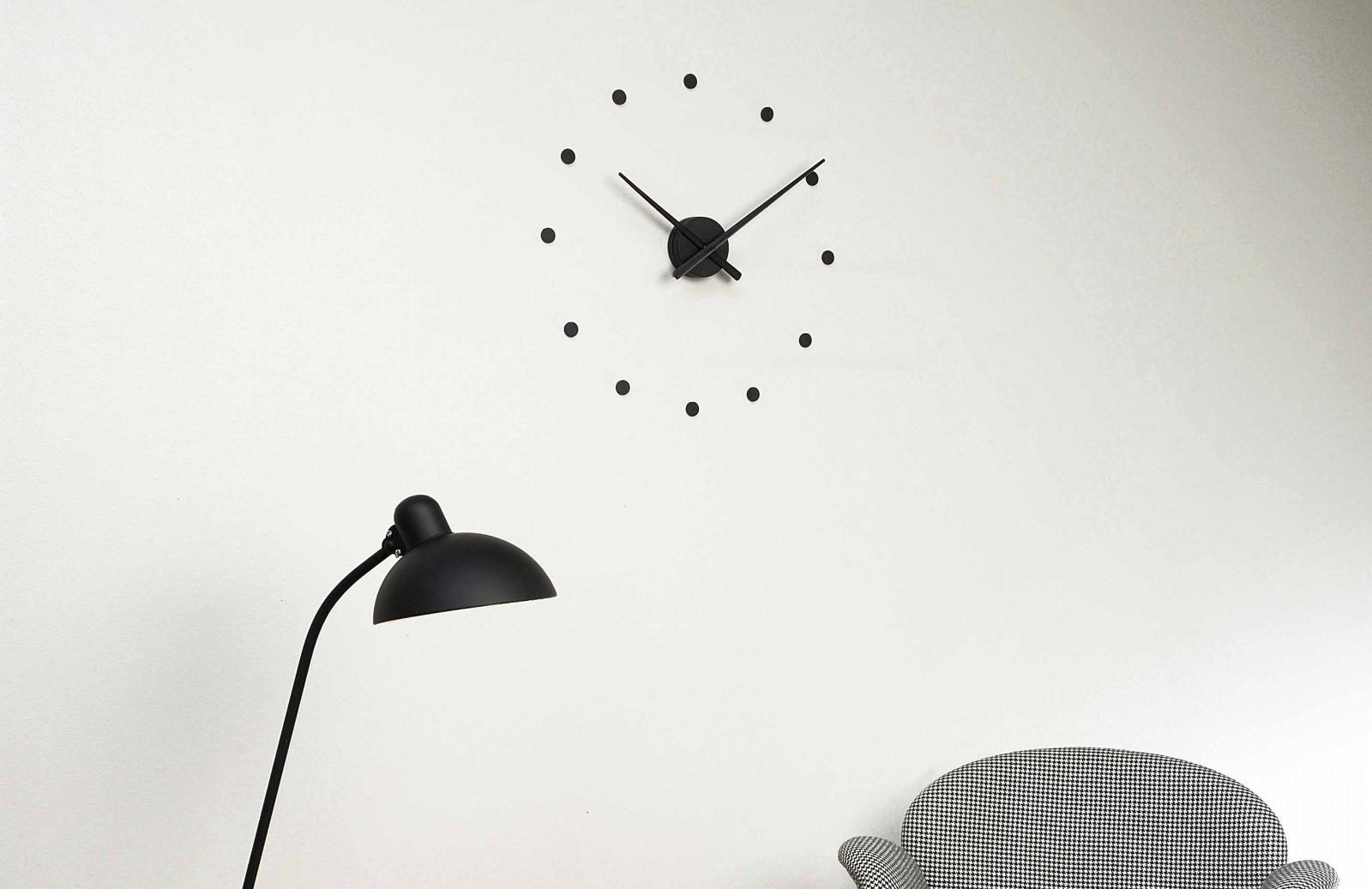 NOMON Minimalist Wall Clock Spain German