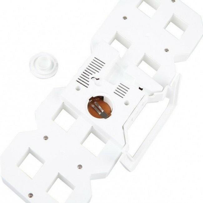 Modern LED Clock in