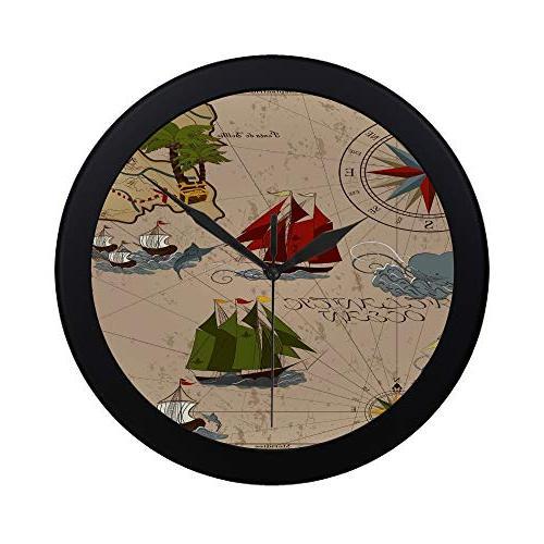 modern simple nautical vector illustration