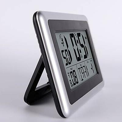 Multi-language Large Desk Clock Indoor Calendar Time