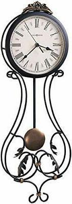 Paulina Quartz Wall Clock