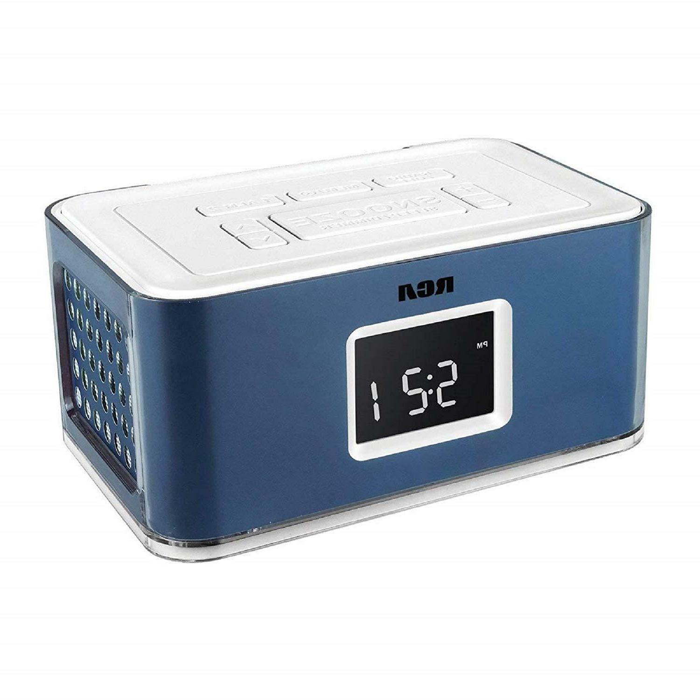 RCA Alarm Clock w4 /phone USB Charger