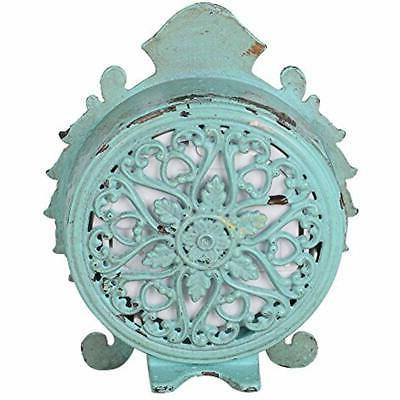 Shabby Shelf Baroque Pewter Home