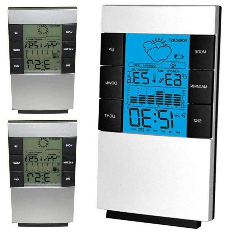 Electronic Digital Alarm Operated Home Decors