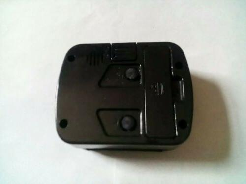 Small Mini Alarm Portable Snooze AA