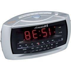 Emerson SmartSet Clock Radio With Dual Alarms