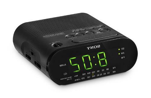 Sony Clock - Alarm FM