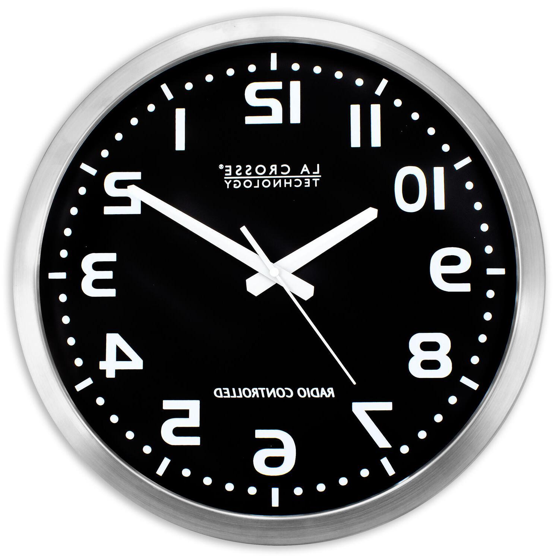 stainless steel atomic clock