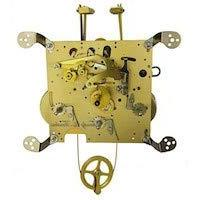Qwirly Store: HERMLE Clock Movement 351-050 Gearing 48, 66,
