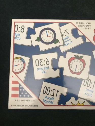 The Clocks Mix Match Teaches Kids How Tell