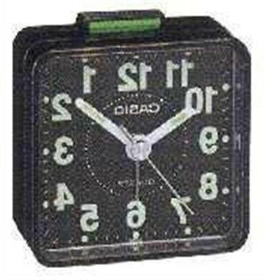 tq140 1 tq140 travel alarm clock black