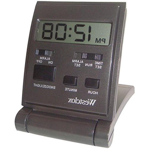 travelmate 5lcd alarm clock