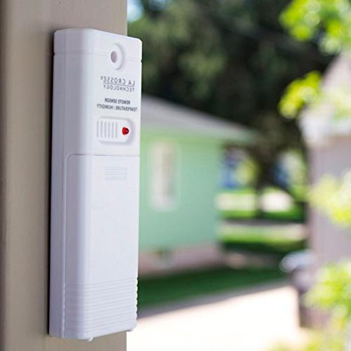 La Wireless Outdoor Thermo-Hygrometer