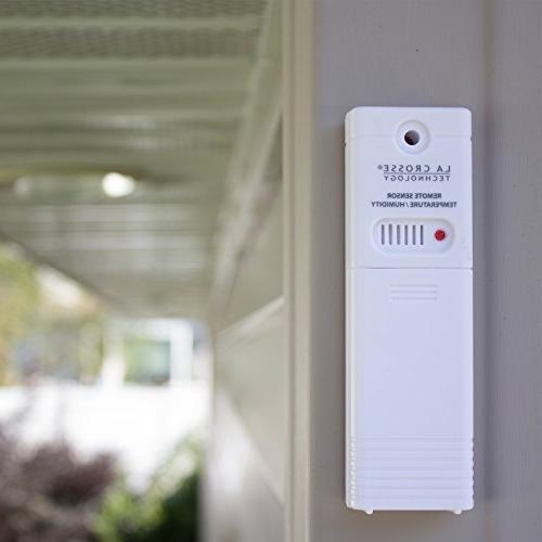La Technology TX141TH-BV2 Wireless Thermo-Hygrometer