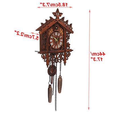 US Clock House Swing Decor