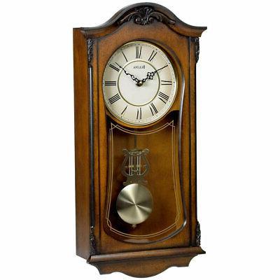 wall chimes clock