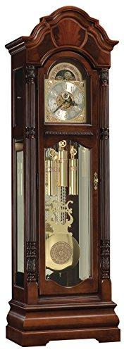 Howard Miller Winterhalder II Floor Clock In Windsor Cherry